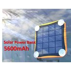 電源 Extreme ECO Solar Sony Xperia C5 Ultra WindowTravel Rapid Charger Power Bank! (2.1A5600mah)