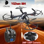 ドローン Flymemo Yizhan IDrone I8H Intelligent Altitude Hold RC Quadcopter Bonus