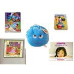 幼児用おもちゃ Children's Gift Bundle - Ages 3-5 [5 Piece] - InteracTV Sesame Street Volume 1 - Preschool Disney Baby Mickey 3D Puzzle Toy - Plush