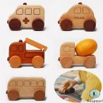 木製くるまおもちゃ5個セット[働く車シリーズ]|木のおもちゃSOOPSORI(スプソリ)