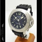 ブランド:PANERAI パネライ 商品名:ルミノールGMT ノースポール PAM00252 ブラッ...