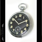 エアロウォッチ 懐中時計 手巻き スモールセコンド