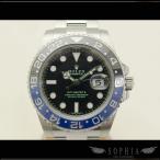 ロレックス GMTマスター2 116710BLNR ランダム番
