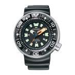 シチズン プロマスター BN0176-08E マリン プロフェッショナル300mダイバー エコ・ドライブ ウレタンバンド メンズ腕時計 (長期保証5年付)