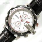 ドルチェ & ガッバーナ DW0366 D&G SEAN クロノグラフ 腕時計 (ST) (長期保証3年付)