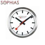 モンディーン MONDAINE A990.CLOCK.16SBB MD40W ウォールクロック 壁掛け時計 [正規輸入品] 送料区分(中)