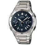 ショッピング時計 カシオ ウェーブセプター WVQ-M410DE-2A2JF 電波ソーラー腕時計 メンズ (長期保証5年付)