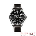 HAMILTON ハミルトン H64715535 腕時計 KHAKI AVIATION PILOT AUTO 自動巻 メンズ (長期保証3年付)