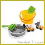 おすなばあそびセット 外遊び 砂場セット 乗り物おもちゃ お砂場おもちゃ お砂あそび ごっこあそび 砂遊びセット