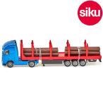 Siku ジク社輸入ミニカー 1659 木材運搬トラック