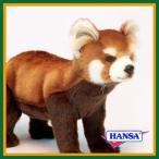HANSA ハンサ ぬいぐるみ 6309 レッドパンダ 67 RED PANDA STANDING