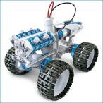 エレキット(elekit) 4WD燃料電池カー  エコエネルギー工作キット