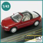 First43 ファースト43 ミニカー F43054 トヨタ セラ 1990 レッド 1/43