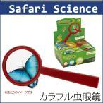サファリ社 サイエンスグッズ 621816 カラフル虫眼鏡 24個セット