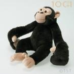 ぬいぐるみ ぶらーりぃず チンパンジー さるのヌイグルミ
