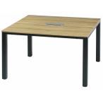 連結 会議用テーブル W1200×D1200×H700 【基本SET】 ミーティングテーブル 会議テーブル 増連可能 オフィス家具