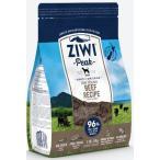 ZiwiPeak ジウィピーク ドッグフード エアドライ ニュージーランドグラスフェッド・ビーフ 1kg