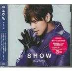 DANTE 初回限定TypeB  CD+DVD  / SHOW