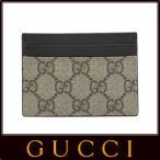 ショッピングgucci GUCCI グッチ GGスプリーム キャンバス カードケース ベージュ 233166 KGDHN 9643
