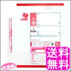 送料無料 ポイント消化 日本郵便 レターパック プラス 【40枚組】