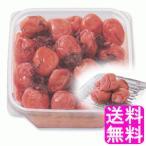 ショッピング梅 送料無料 ポイント消化 紀州産 南高梅しそ漬梅干し 1kg詰