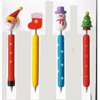 クリスマス木製ボールペン ご注文は、100個以上でお願いします。 10-51