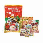 ノベルティ 記念品 メリークリスマスお菓子7点セット