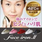 フェイスアイロン2 ブラック (face iron) 素数株式会社