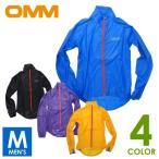ショッピングマラソン OMM オリジナルマウンテンマラソン メンズ フルジップ ウインドジャケット Sonic Jacket トレイルランニング ウェア OC078