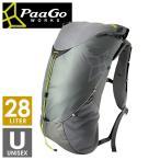 PaaGo WORKS パーゴワークス RUSH28 ラッシュ28 メンズ・レディース ザック・バックパック(28L) トレイルランニング リュックサック バッグ