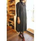 fog linen work  tria dress トリアドレス 17(黒)
