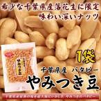 バタピー 殻ナシ やみつき豆 味付落花生 千葉産 60g×1袋 ピーナッツ 全国送料無料