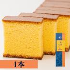 カステラ かすていら ザラメ糖入り 1個 有名 高級 和菓子屋 老舗 駿河屋 総本店