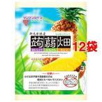 蒟蒻畑 パイナップル味 ( 25g*12コ入*12コセット )/ 蒟蒻畑 ( こんにゃく ゼリー ダイエット食品 )