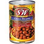 S&W チリビーンズ 4号缶 ( 439g )