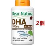 ディアナチュラ DHA ウィズ イチョウ葉 ( 240粒*2コセット )/ Dear-Natura(ディアナチュラ)