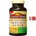 ネイチャーメイド マルチビタミン&ミネラル ( 200粒入*2コセット )/ ネイチャーメイド(Nature Made)