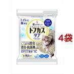 猫砂 おから クリーンビート トフカスタブ ( 7L*4コセット )/ トフカスサンド