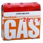 イワタニ カセットガスボンベ ( 3本入*2コセット )/ イワタニ