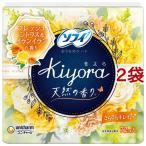 ソフィ Kiyora フレグランスラグジュアリーイランイランの香り ( 72枚入*2コセット )/ ソフィ