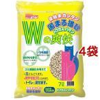 猫砂 おから クリーンビート NEWトフカスパイン ( 7L*4コセット )/ トフカスサンド