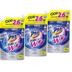 アタックNeo 抗菌EX Wパワー つめかえ用 ( 950g*3コセット )/ アタックNeo 抗菌EX Wパワー