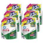 アリエール 洗濯洗剤 液体 リビングドライイオンパワージェル 詰め替え 超ジャンボ ( 1.62kg*6コセット )/ アリエール イオンパワージェル