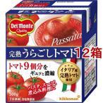 デルモンテ 完熟うらごしトマト ( 300g*12コ )/ デルモンテ