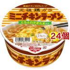 日清チキンラーメンどんぶりミニ ( 24コ )/ チキンラーメン