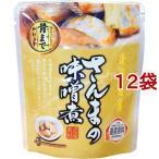 北海道産 さんまの味噌煮 ( 95g*12袋セット )/ 兼由