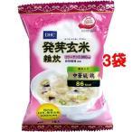 (訳あり)DHC 発芽玄米雑炊 中華風 鶏 ( 1食入*3コセッ