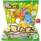 開運恐竜お風呂たまごバスボール ( 1コ入*2コセット )/ ノルコーポレーション ( 入浴剤 )