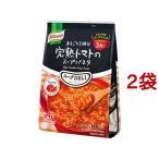 クノール スープデリ 完熟トマトのスープパスタ ( 3食入*2コセット )/ クノール