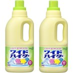 ワイドハイター 漂白剤 中サイズ ボトル ( 1L*2個セット )/ ワイドハイター